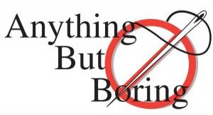 Anything But Boring Logo- Janice