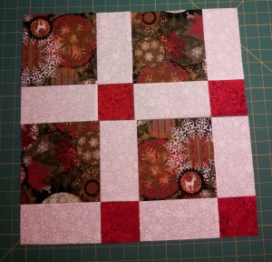 Disappearing Nine Patch Block