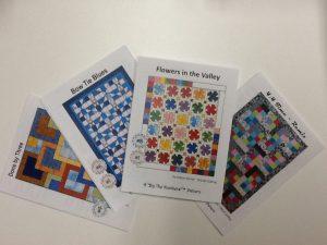 New patterns! D.W.