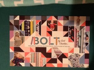 """Bolt"" postcard"
