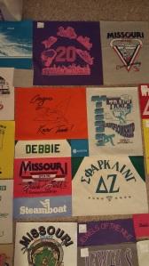 T-shirt Memories - D.W.